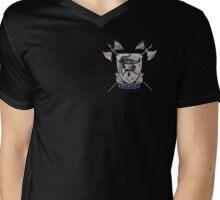 Battle Company - Bravo Bulls Mens V-Neck T-Shirt