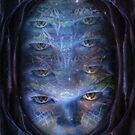 Psychedelic Muse by indigotribe
