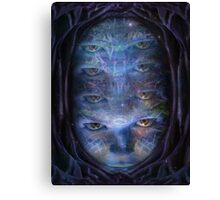 Psychedelic Muse Canvas Print
