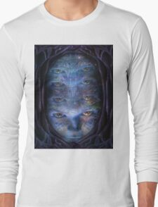 Psychedelic Muse Long Sleeve T-Shirt