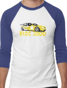 BTCC Ford Mondeo 2000 Men's Baseball ¾ T-Shirt