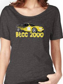 BTCC Ford Mondeo 2000 Women's Relaxed Fit T-Shirt