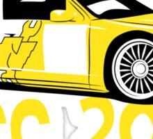 BTCC Ford Mondeo 2000 Sticker