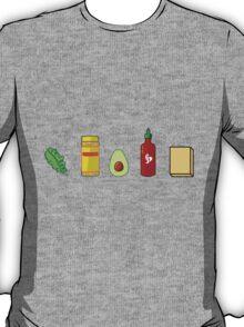 What Vegans Eat T-Shirt