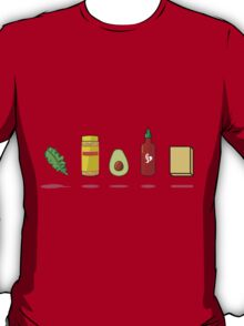 What Vegans Eat T-Shirt