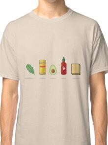 What Vegans Eat Classic T-Shirt