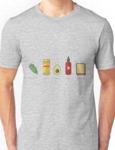 What Vegans Eat Unisex T-Shirt