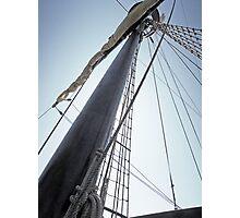 The Main Mast  Photographic Print
