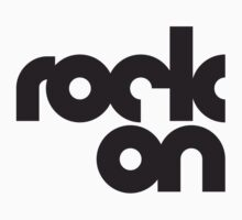 Rock On by e2productions