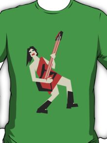 rock me girl T-Shirt