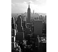 Viewpoint Manhattan Photographic Print
