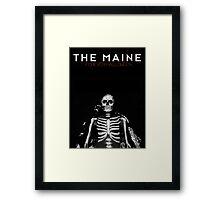 The Maine - Forever Halloween Framed Print