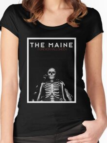The Maine - Forever Halloween Women's Fitted Scoop T-Shirt