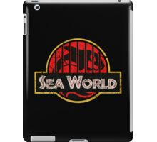 Abusement Park (Red) iPad Case/Skin