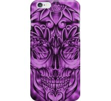 Candy skull phone case iPhone Case/Skin