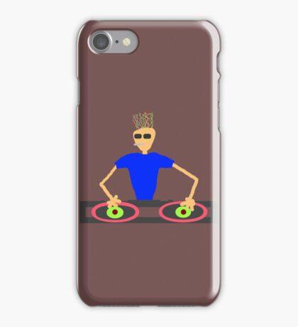 Punk DJ iPhone Case/Skin