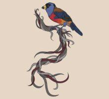 Toucan Barbet by lightningmoth