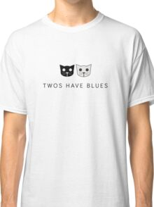 Twos Have Blues - Level 2 MeowMeowBeenz Classic T-Shirt