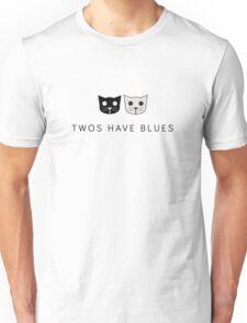 Twos Have Blues - Level 2 MeowMeowBeenz Unisex T-Shirt