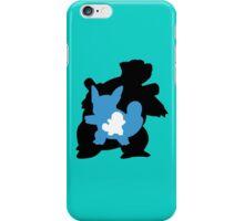 Squirtle - Wartortle - Blastoise Evolution iPhone Case/Skin