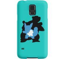 Squirtle - Wartortle - Blastoise Evolution Samsung Galaxy Case/Skin