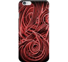 Biomechanical  iPhone Case/Skin