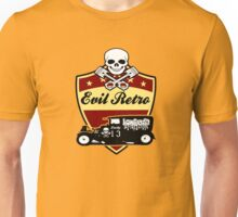 hot rod evil retro skull Unisex T-Shirt