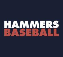 Hammers Baseball Kids Tee