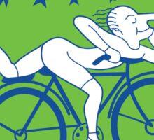 Hofmann Bike ride LSD Blotter Art Psychedelic Tee Sticker