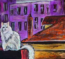City Cat by hickerson