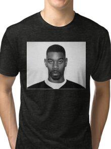 Andre Nickatina Headshot Tri-blend T-Shirt