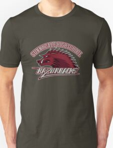 Sunnydale Highschool Razorbacks T-Shirt