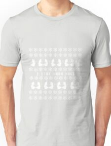 I like Warm Hugs T-shirt Unisex T-Shirt