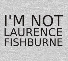 Samuel L. Jackson - I AM NOT LAURENCE FISHBURNE BLACK by zacharyskaplan