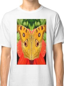 Meadow Argus Butterfly Classic T-Shirt