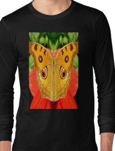 Meadow Argus Butterfly Long Sleeve T-Shirt