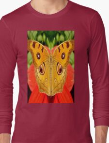 Meadow Argus Butterfly Long Sleeve T-Shirt