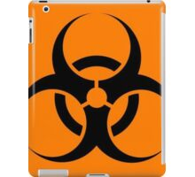 Biohazard iPad Case/Skin