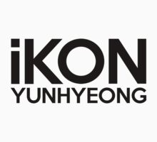 iKON Yunhyeong Kids Clothes