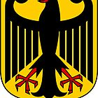 Coat of Arms of Germany  by abbeyz71