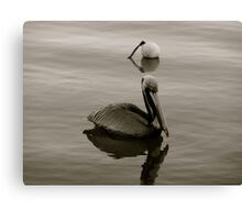 Peaceful Bay Canvas Print