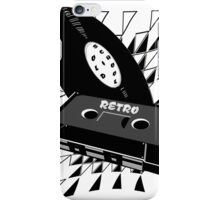 old school retro case iPhone Case/Skin