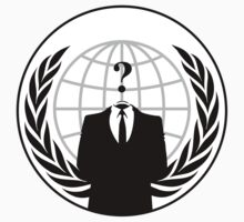 Anonymous by lulzsec