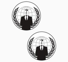 Anonymous ×2 by lulzsec