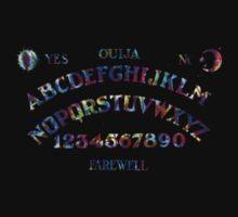 Tie Dye Ouija Board by bexsimone