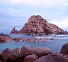 Sugarloaf Rock by Chelsea McCann
