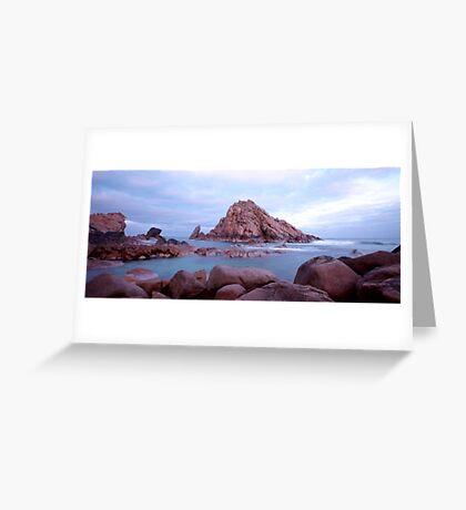 Sugarloaf Rock Greeting Card
