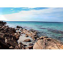 Coastal Blue Photographic Print