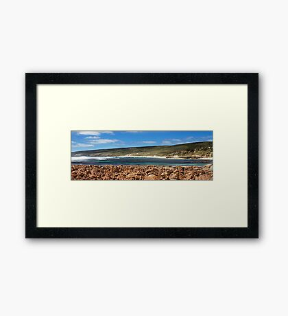 Earth, Water, Air Framed Print