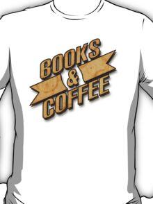 Books & Coffee T-Shirt